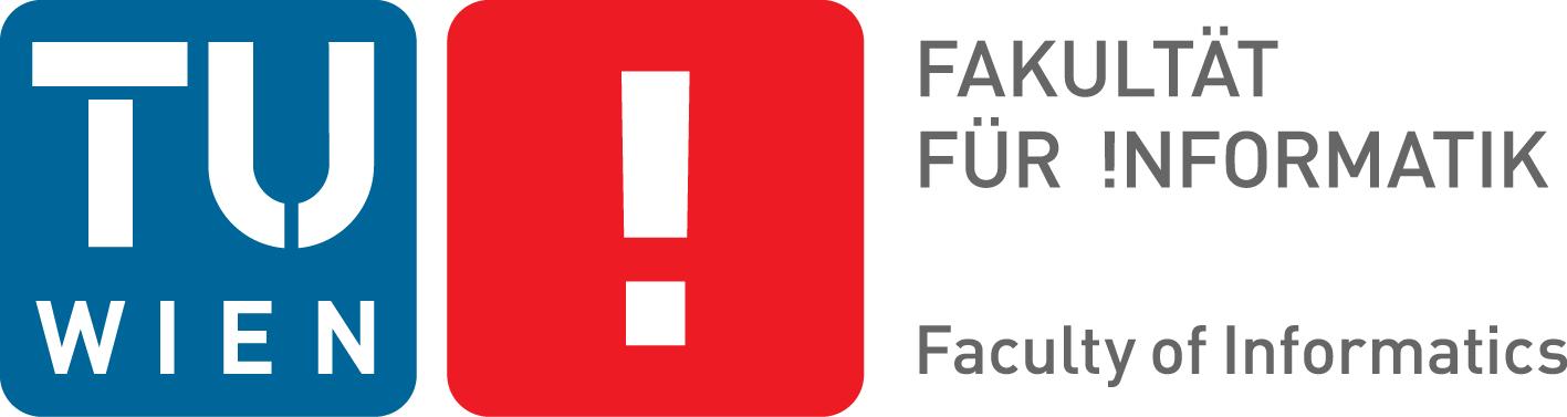 Logo: Fakultät für Informatik der TU Wien