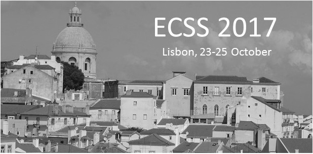 ECSS 2017 - 1st Call for Participation